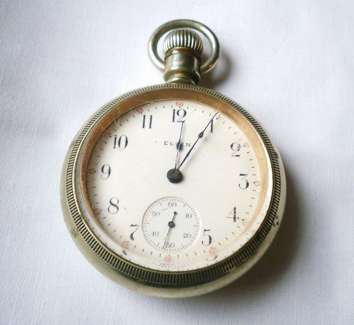 vintage elgin pocket