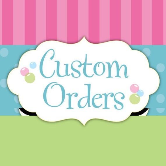Custom listing  Emily