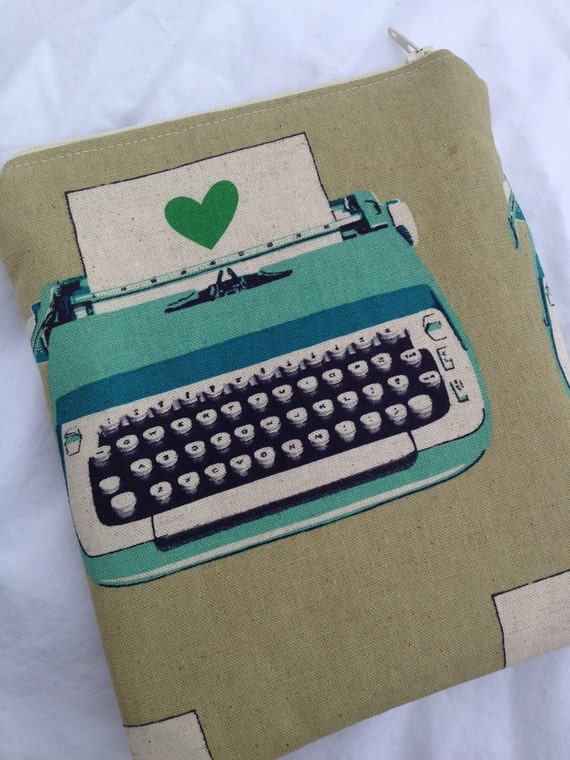 Love Letter Typewriter Kindle Paperwhite, Kindle Touch, Nook Simple Touch, Nook Glowlight, Kindle 4