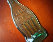 COLA Bottle Spoon Rest, Made from a Recycled Coca-Cola® Bottle, Glass Bottle Art, Eco Friendly Gift, Dessin Creations