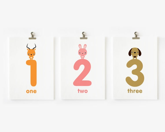Ridiculous image with number flashcards printable