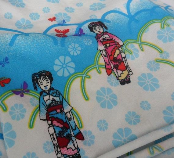Japanese Kawaii Fabric 1 yard