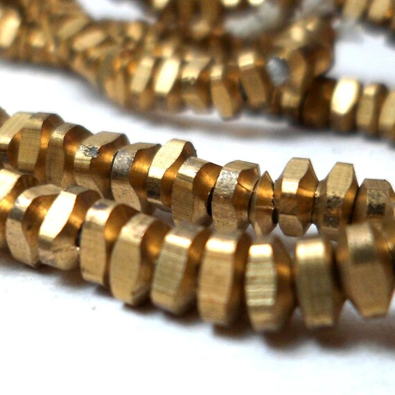 Special order for alex 4mm brass triangles 200 and 6mm wavy brass 80 plus bonus 20