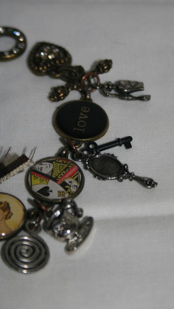 Creatrix -  Boho Charm Bracelet
