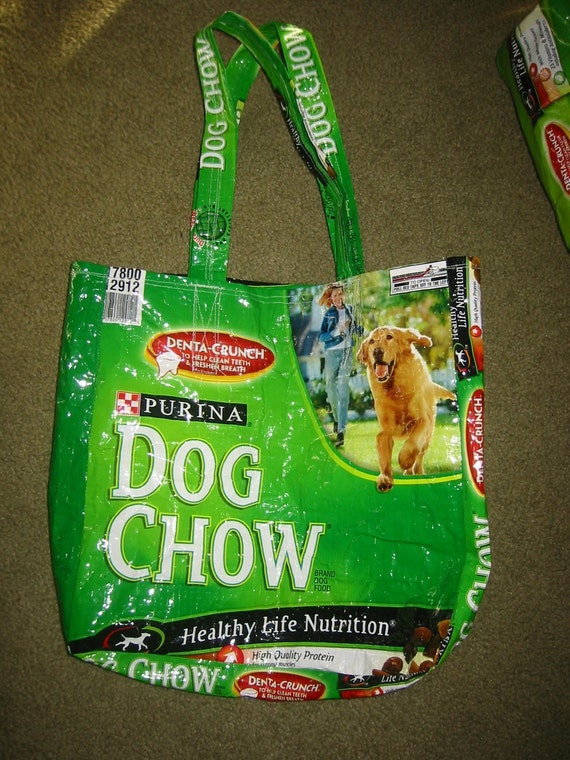 Can Dog Food Bags Be Recycled