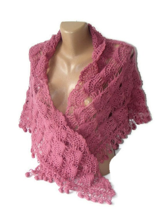SALE hand crocheted shawl,purple,woman shawl,wool,mohair,soft,warm,mothers day gift,stole,NEW crochet trends,christmas gift, for her