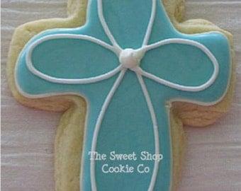 Cross Cookies 6 dozen