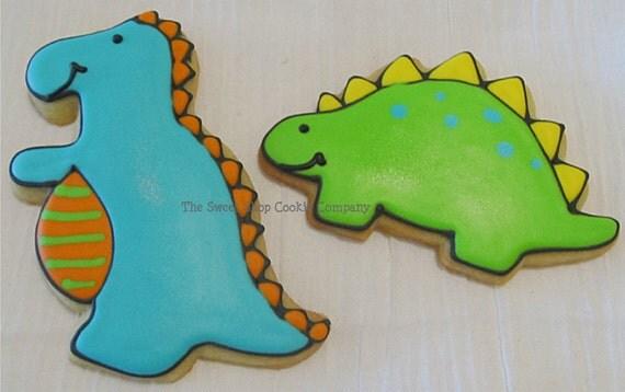 Dino Party cookies 2 dozen