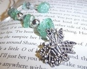 Fairy Seagreen Bookmark