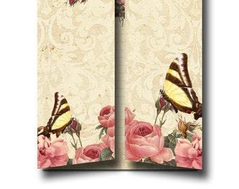 Butterfly Kisses Card and Folder Journal Insert