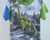 Dinosaur Vintage T Shirt