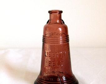 Wheaton liberty bell bottle.