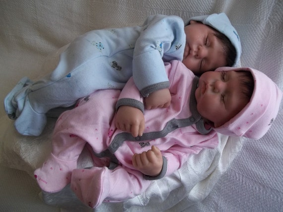 Reborn Babies Twins By Sweetrebornbabies On Etsy