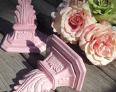 "Sweet Pink Wall Sconces-""Set"""