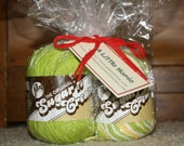 Green Dream Washcloth Knit Kit -- Free Shipping US and Canada -- Limited Time Offer