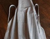 Fenton cotton denim work apron