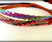 Zig Zag Friendband  (Choose your colors)