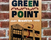 Greenpoint Brooklyn Poster