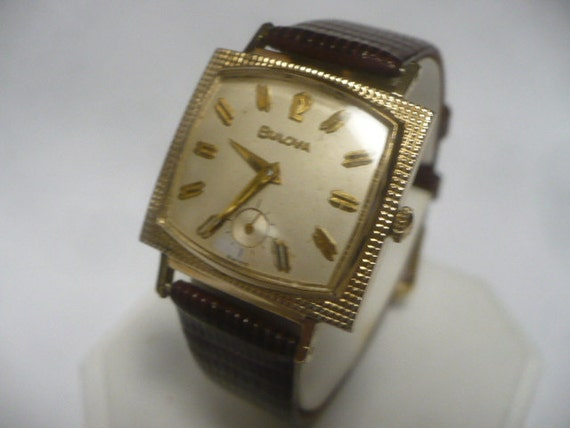 Mens Watch Bulova 1964