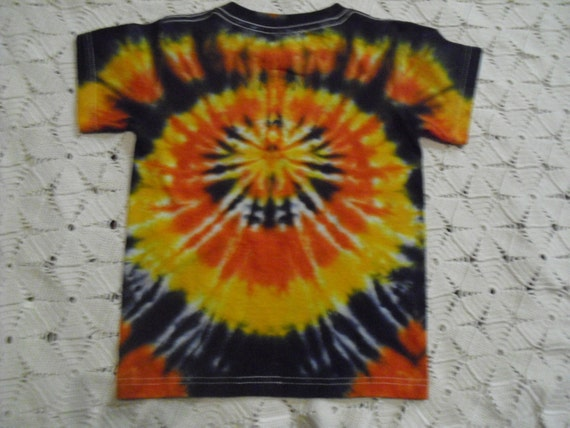 Tie dye youth extra small shirt Thanksgiving and Autumn Awesomeness
