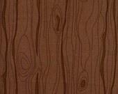 Fabric Faux Bois WOODGRAIN C7883 KYLA Brown Wood Grain Bark Tree Texture Timeless Treasures Quilting Sewing Cotton 1 Yard