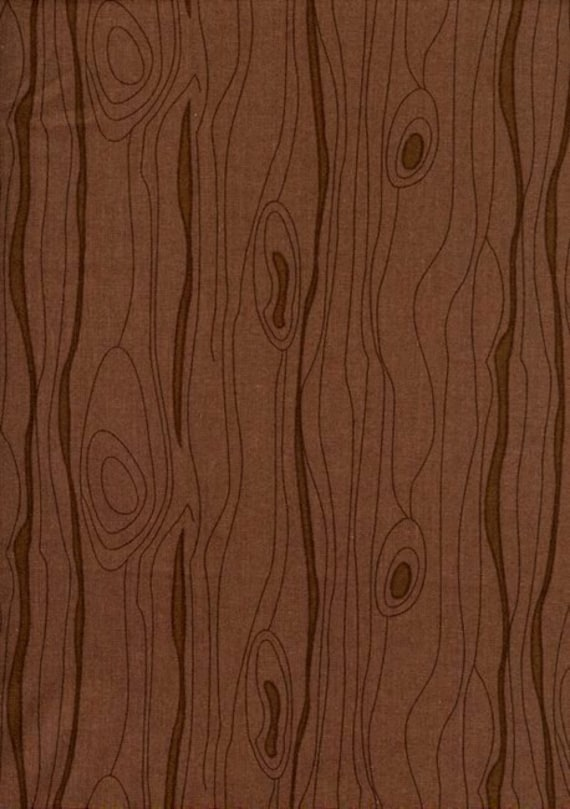 fabric faux bois woodgrain c7883 kyla brown wood grain bark On wood texture fabric