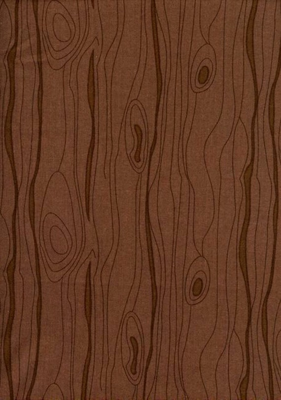 Fabric Faux Bois WOODGRAIN C7883 KYLA Brown Wood Grain Bark Tree Texture Timeless Treasures Quilting Sewing Cotton 1 Yard