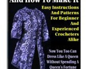 Irish Crochet And How To Make It Priscilla Collection -  PDF Ebook