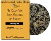 Ti Juan Yin Iron Goddess of Mercy 1 oz Sample