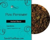 Pure Peppermint 1 oz Sample