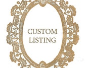 Custom order for thestateyard