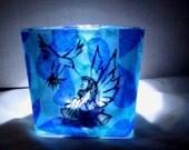 Candle Lantern - Faeries