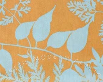 Half Yard of Habitat West River Drive, Jay McCarroll for FreeSpirit, 100% Cotton Fabric