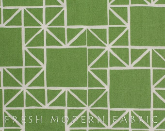 Half Yard Quilt Blocks Stars in Marine Green, Ellen Luckett Baker, Moda Fabrics, 100% Cotton Fabric