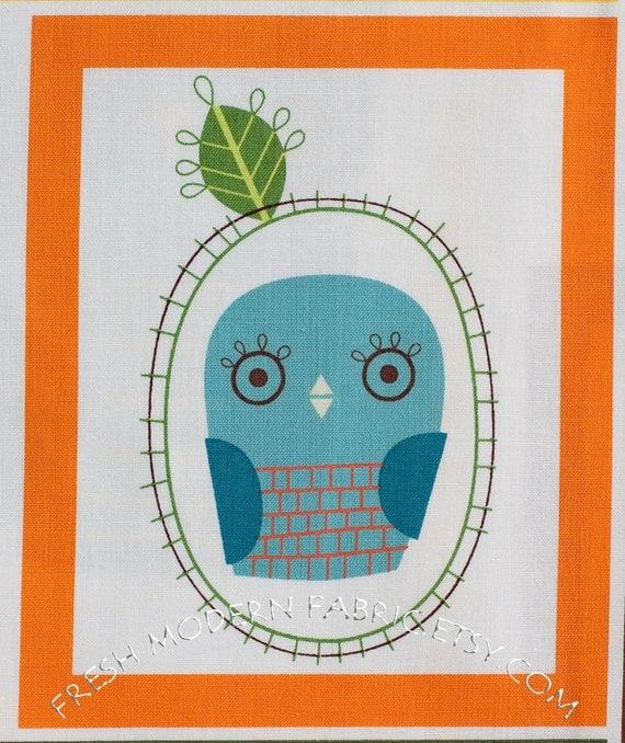 LAST PIECE Half Yard Community Portraits, Critter Community by Suzy Ultman for Robert Kaufman Fabrics, 100% Cotton Fabric