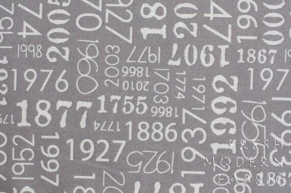 Half Yard Reunion Daisy's Dates in Graphite, Sweetwater for Moda Fabrics, 100% Cotton Fabric