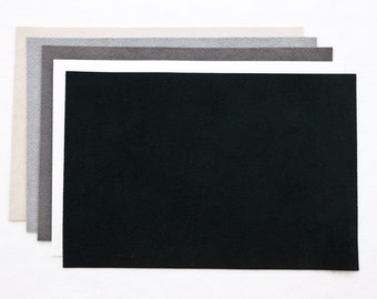 "Ultrasuede Soft Sampler (5 pieces 9""x6"")"