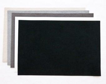 "Ultrasuede Soft Sampler (5 pieces 9""x6"")"