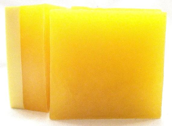 Apricot Freesia Soap - Shea Butter Handmade Soap - Vegan