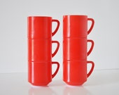 Fire King Mugs Collection
