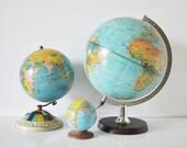 Lighted Scan Globe - Made in Denmark