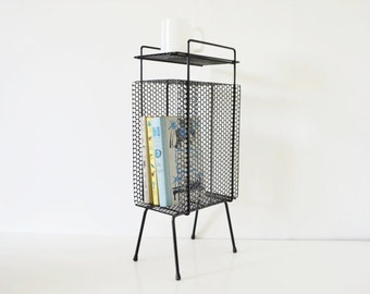 Atomic Magazine Rack / Plant Stand