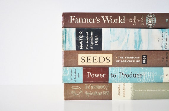 Farming Book Collection - U.S. Department of Agriculture