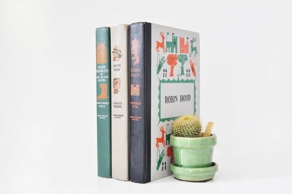 Trio of Mid-Century Children's Books - Best in Children's Books Series