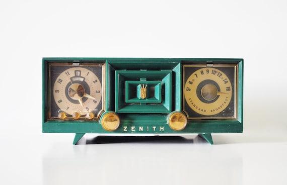 Zenith Tube Radio