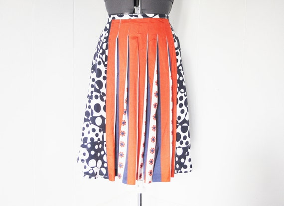 Mod 60s Skirt - Size Medium