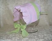 Baby Sun Bonnet