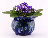The Perfect Violet Pot (Large - Monets Garden)