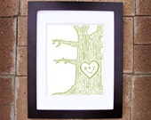 Love Tree - 8x10 Printable art