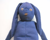 Rabbit Stuffed Animal- Warren